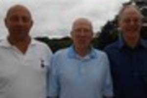 Golf round up: Harper wins pro-am on his return to Honiton